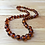 Thumbnail: Cognac Baltic Amber Adult Necklace