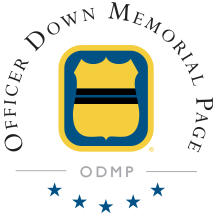 Officer Down Memorial Page Logo | ODMP