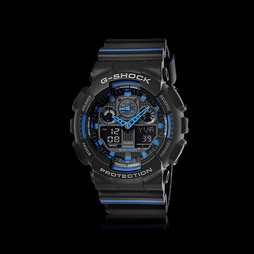 The Original Official Project Peacekeeper G-Shock