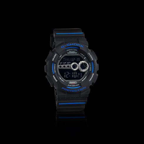 Official Project Peacekeeper G-Shock   Thin Blue Line