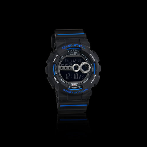 New Project Peacekeeper G-Shock