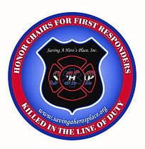 Honor Chairs for First Responders Killed In The Line Of Duty Logo | SHP | Savings A Hero's Place