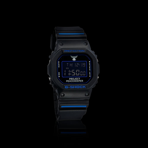 C.O.P.S. Limited Edition Project Peacekeeper G-Shock