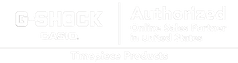 G-Shock Logo | Casio | Authorized  Online Sales Partner