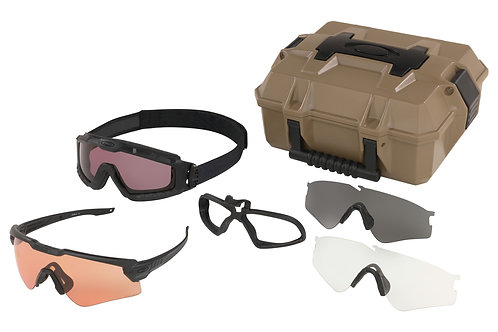 OAKLEY SI Ballistic M Frame Alpha Operator Kit Strongbox