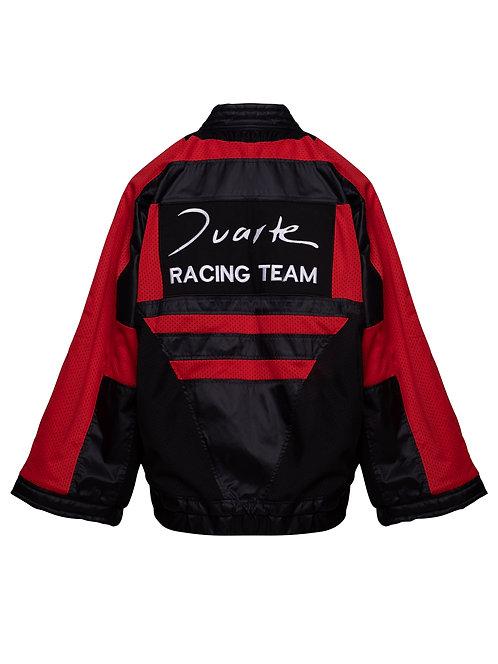 Black Racing Bomber