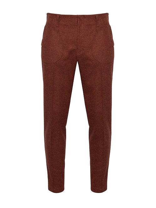 Brick Alpine Trousers