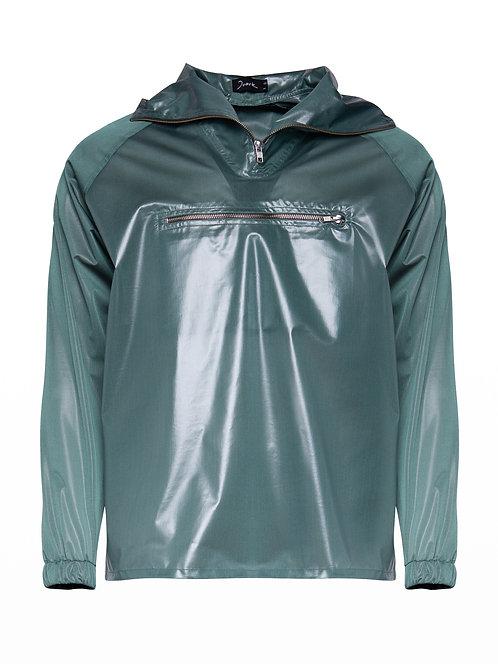 Unisex Green Hoodie Sweater