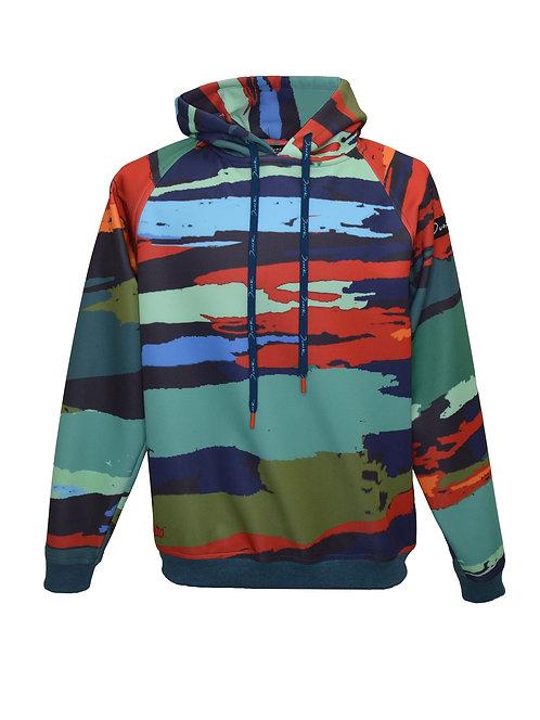 Maui Hood Sweater