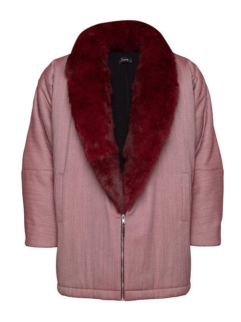 Coat w/ Fur