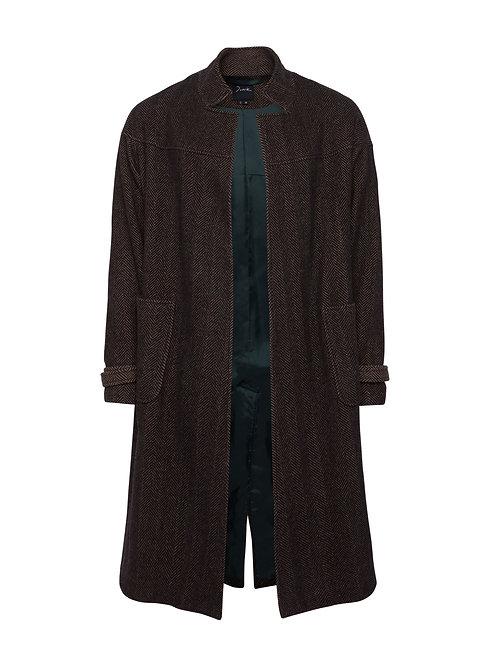 Brown Travel Coat