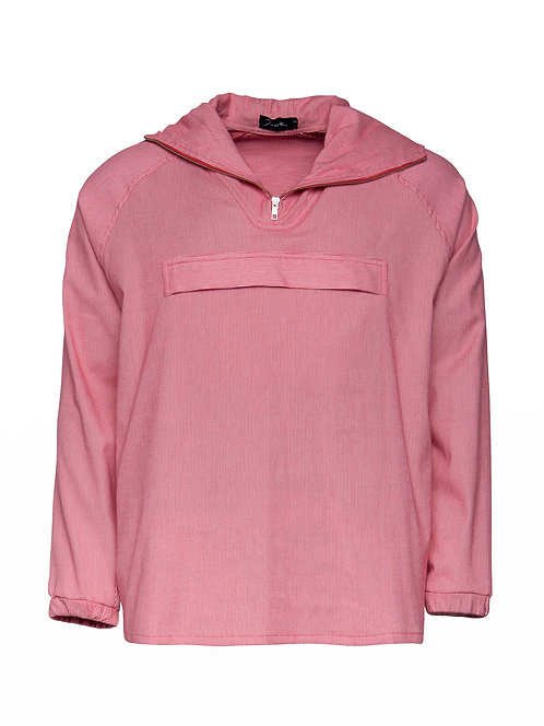 Unisex Red Hoodie Sweater