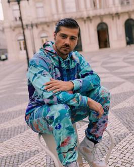 Actor Lourenço Ortigão
