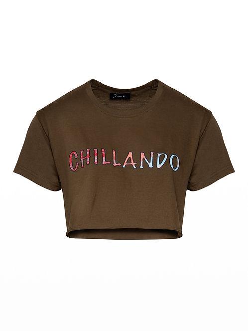 Chillando Crop T-Shirt