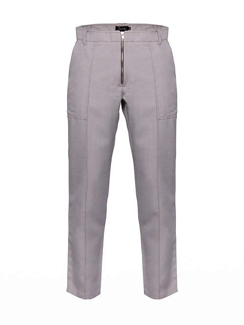 Sandy Grey Desert Trousers