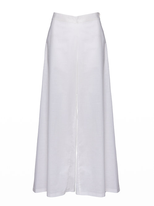 White Desert Large Trousers