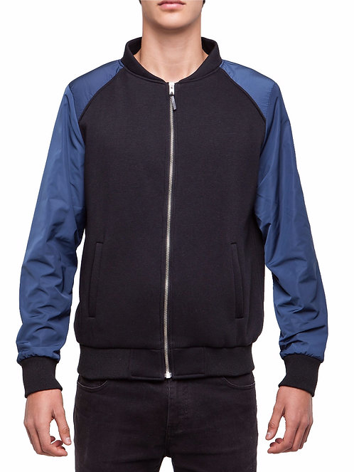 Black and Blue Jacket
