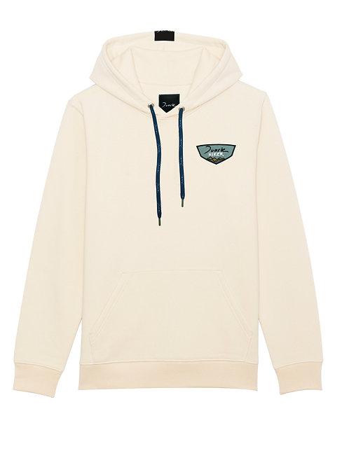Organic Hoodie Hiker Sweater