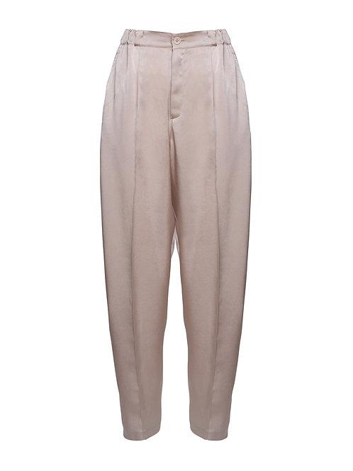 Beige Pilot Trousers
