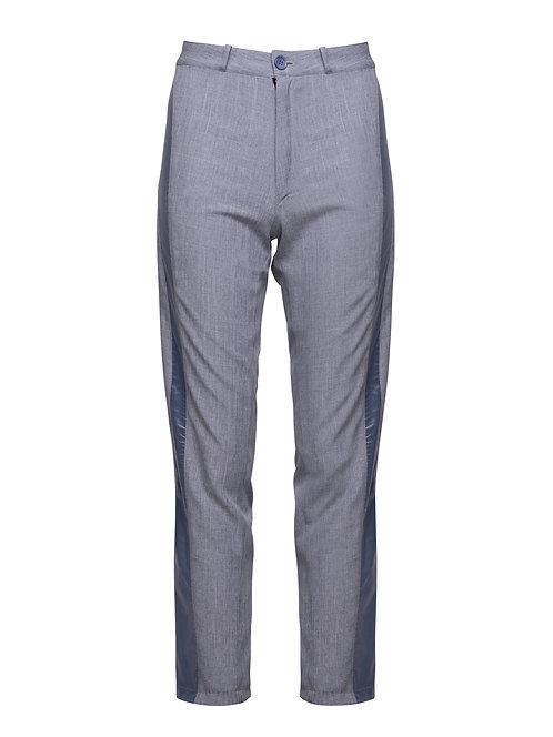 Grey Shape Trousers