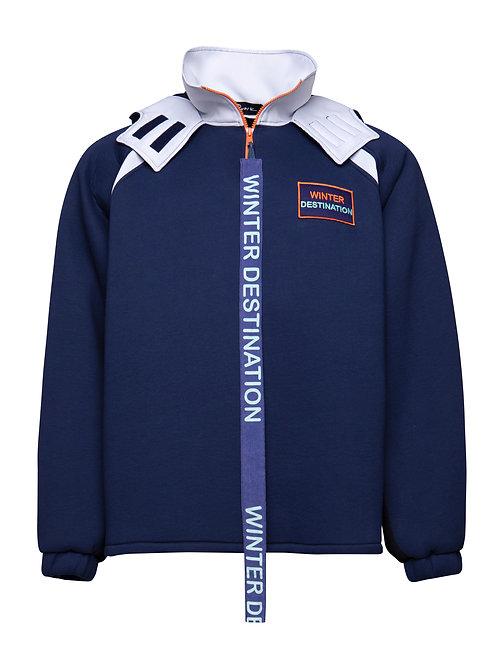Unisex Neoprene Winter Destination Sweater