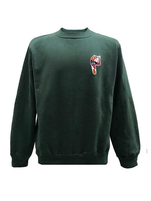 Red Panda Extinction Sweater