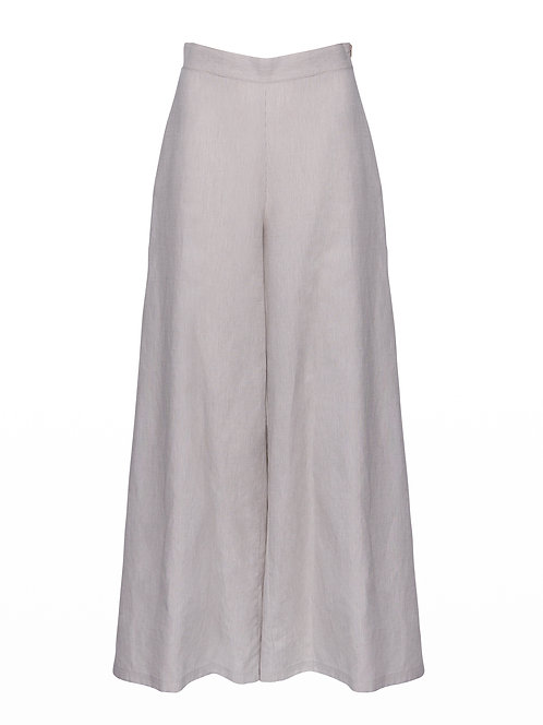 Linen Desert Large Trousers