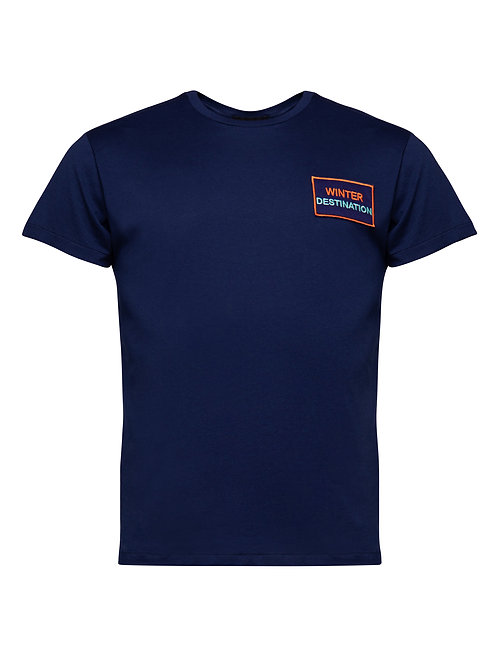 Unisex Winter Destination T-Shirt