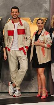 TV Hosts Ruben Rua & Helena Coelho