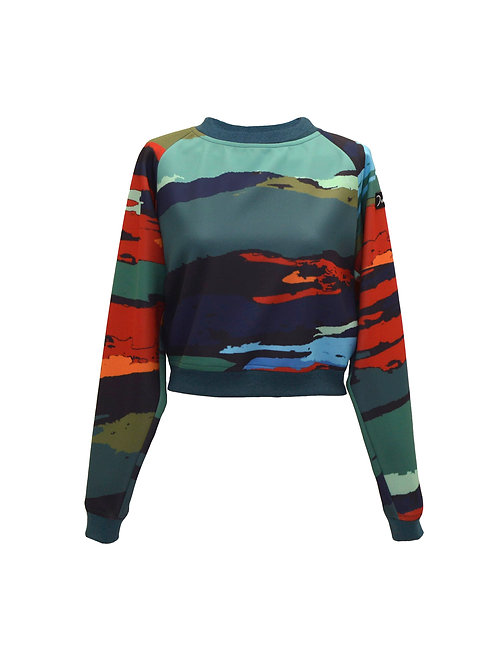 Maui Short Sweater