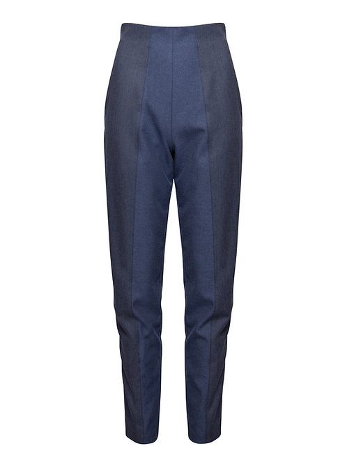Fitted Trousers Jeans