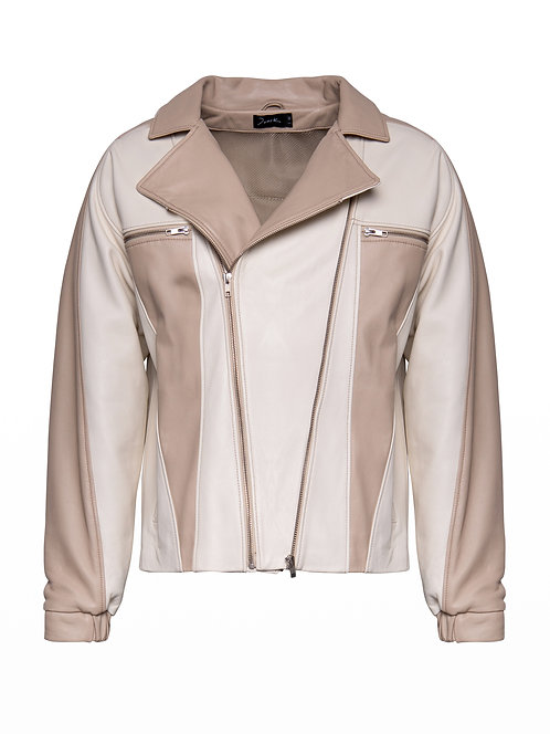 Unisex Leather Cactus Jacket