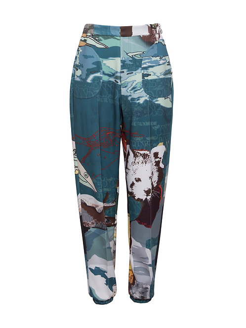 Printed Expedition Trousers