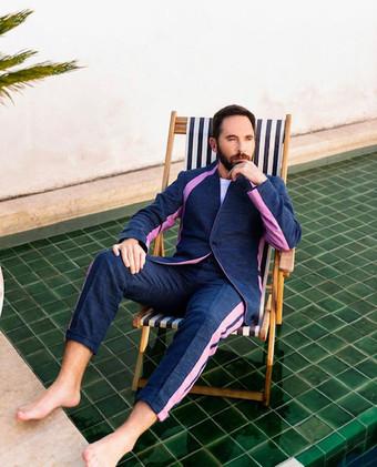 Actor Sérgio Praia