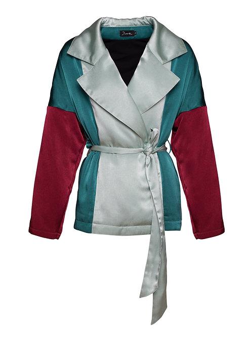Satin Padded Jacket