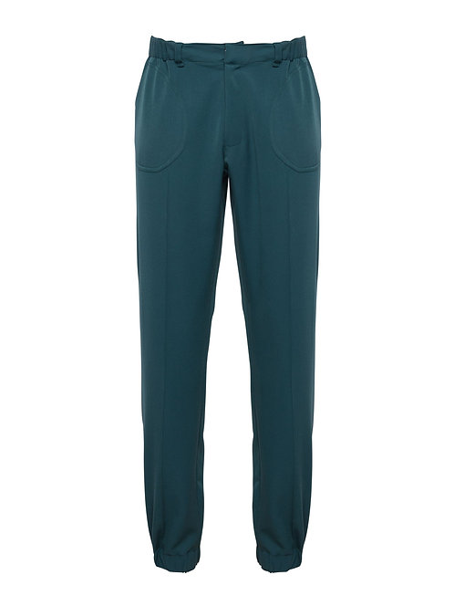 Blue Expedition Trousers