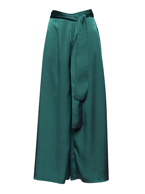 Large Emerald Trousers