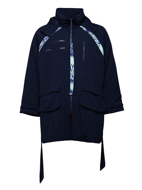 Blue Wave Coat