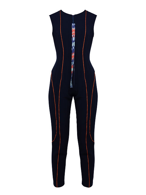 Blue Surfer Jumpsuit