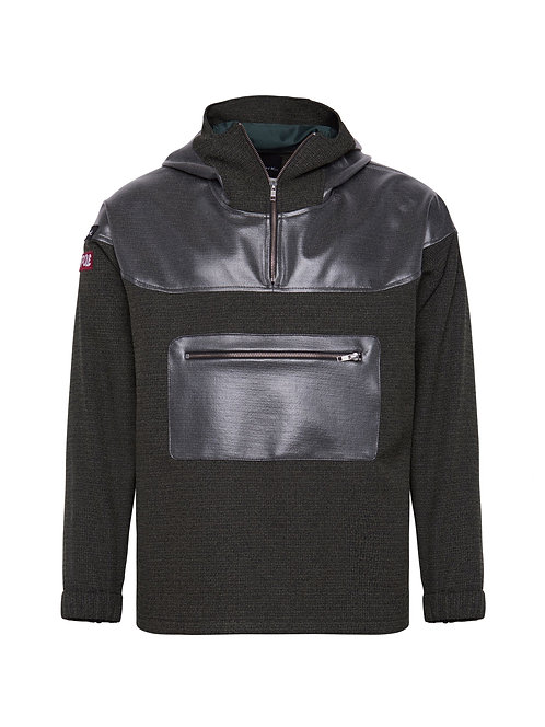 Green Expedition Sweater