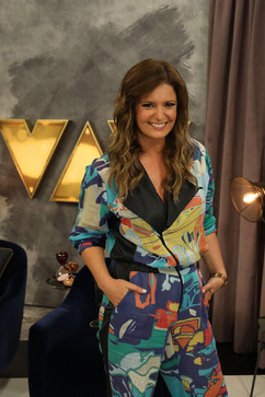 Tv Hostess Maria Botelho Moniz