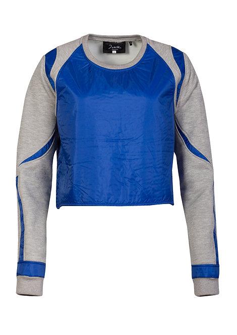 Grey&Blue Sweater