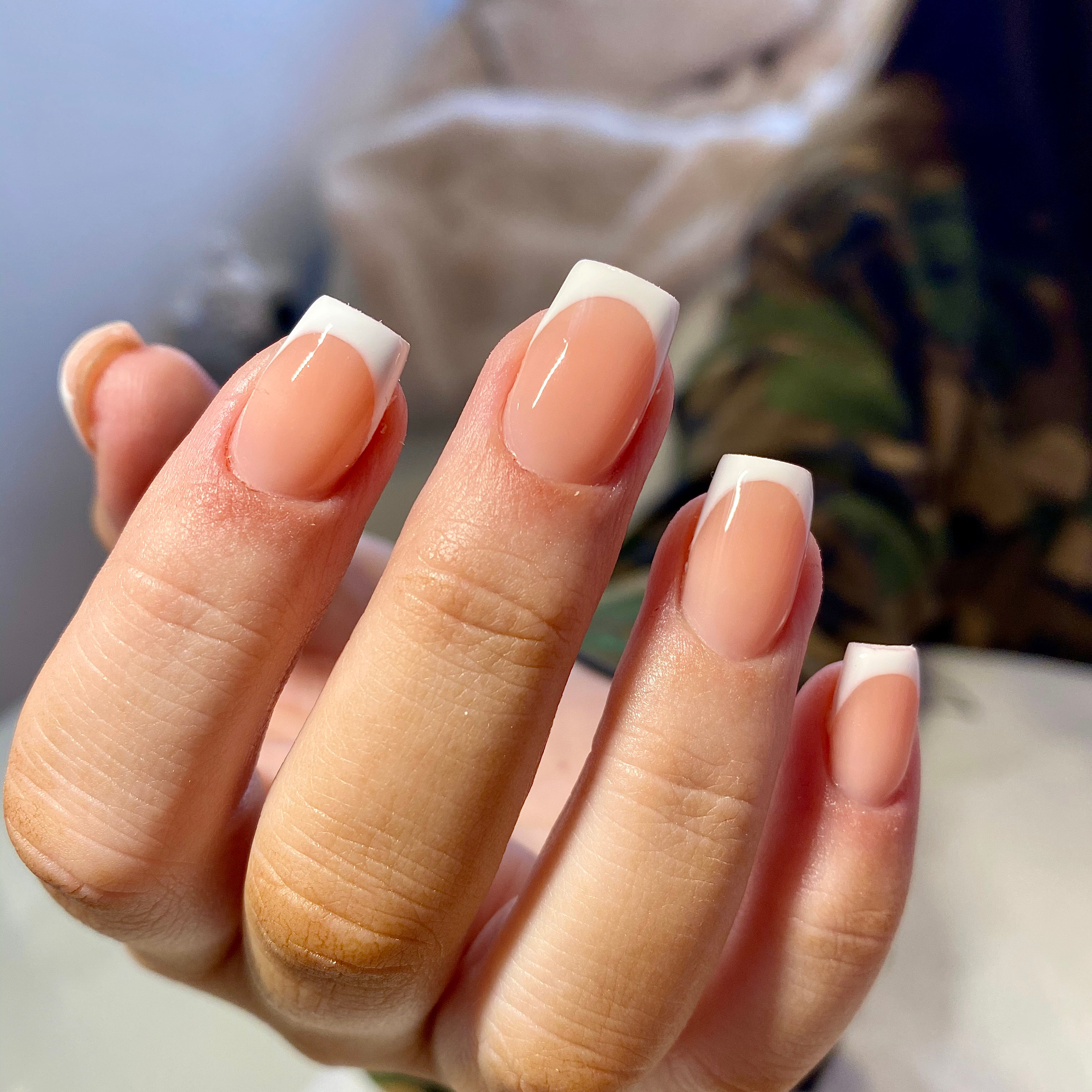 Gel Polish Manicure and Pedicure