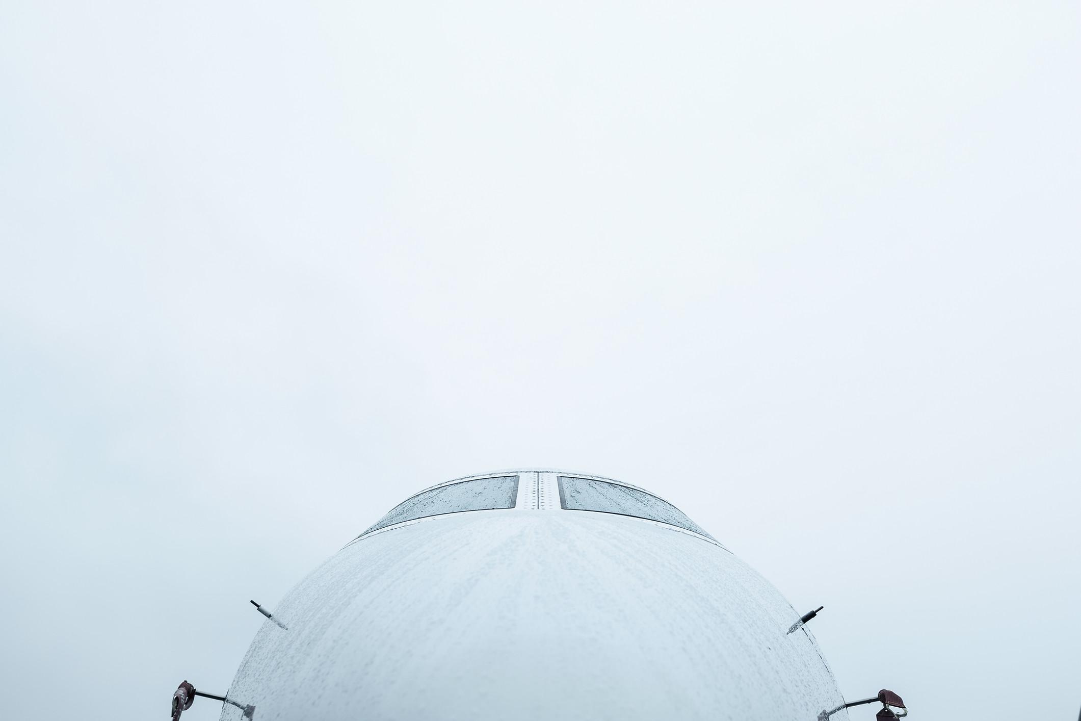Vor Flugzeug