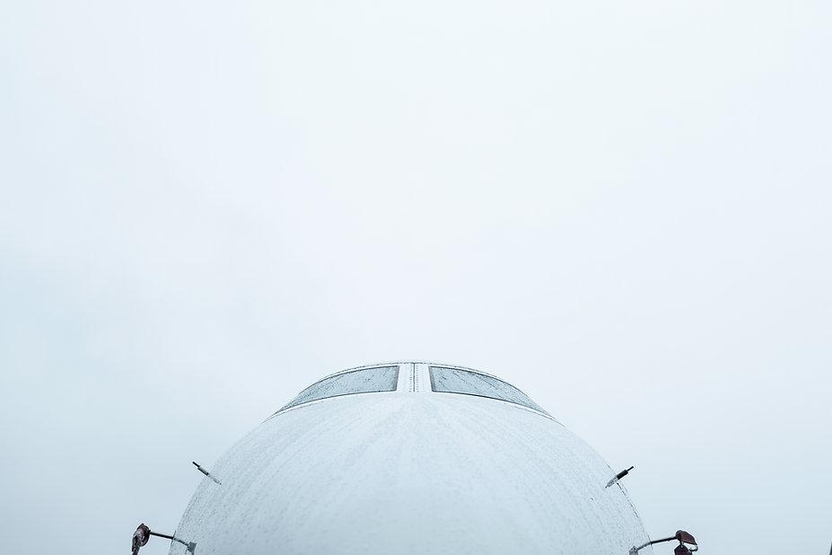 Avant d'aéronefs