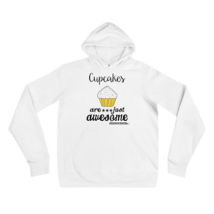 Cupcakes are Just Awesome Hoodie