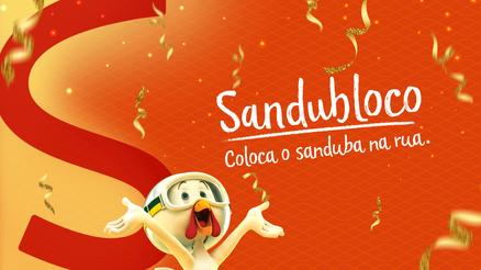 Sandubloco da SADIA _ Uma explosão de sabor