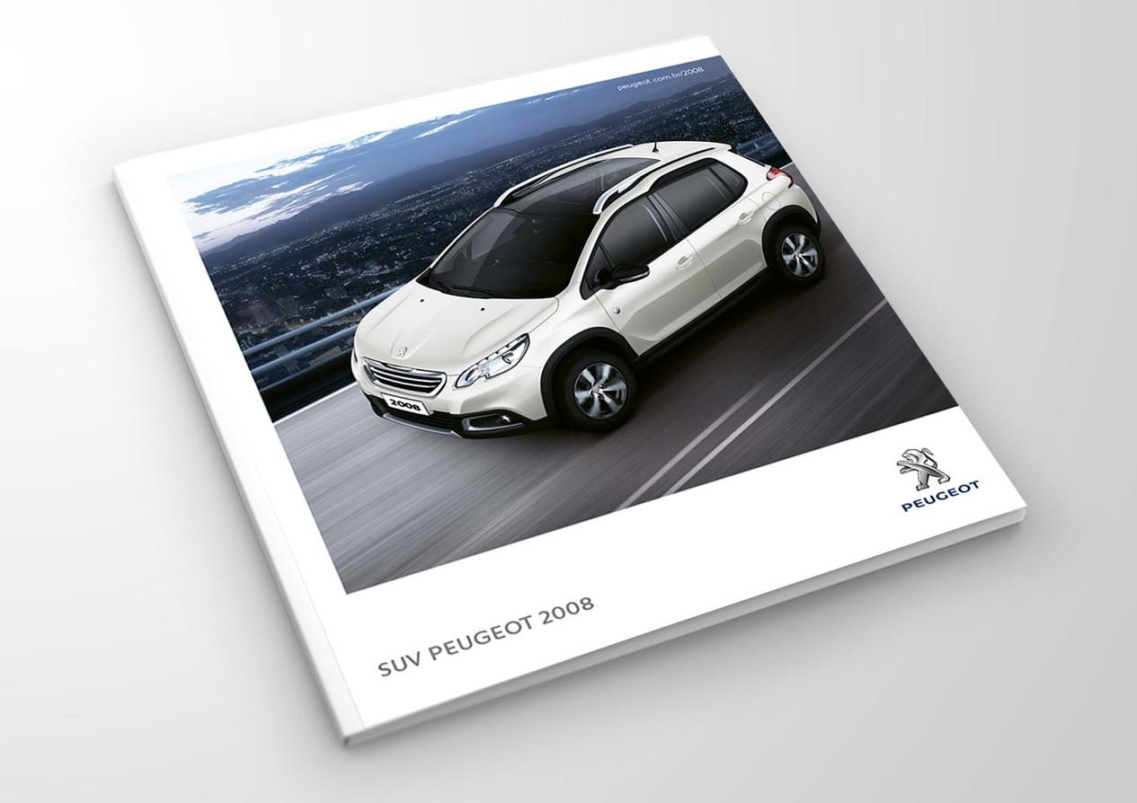 Catálogo SUV Peugeot