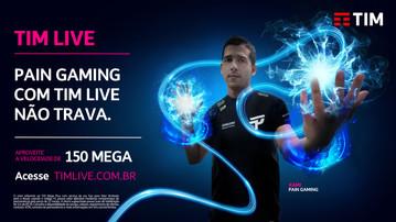 TIM + League of Legends | Live the revolution