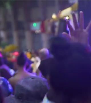 Ação no carnaval 2020 de São Paulo